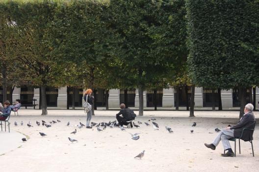 Jardin du Palais Royal
