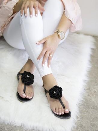 Sandalo ELISABETH neri