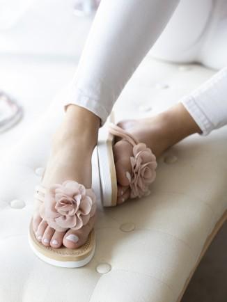 Sandalo HELENE Rosa